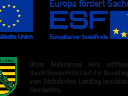 Ausbildung von Chemielaboranten – unterstützt durch die Europäische Union und die Sächsische Aufbaubank (SAB)
