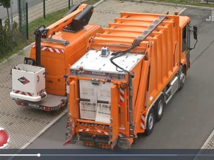 Mobile Klimalogger in Jena durch Thüringer Umweltministerin eingeweiht