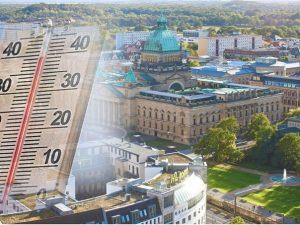 Hitzeinseln in Städten per Sensornetzwerk und KI-Methoden vermeiden – Forschungsprojekt KLIPS gestartet